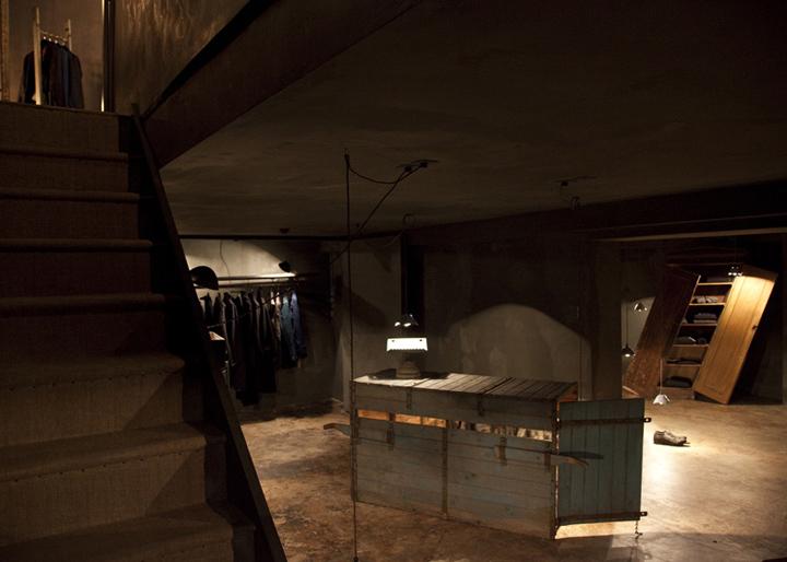 The Chalk Room By Jamesplumb London 187 Retail Design Blog