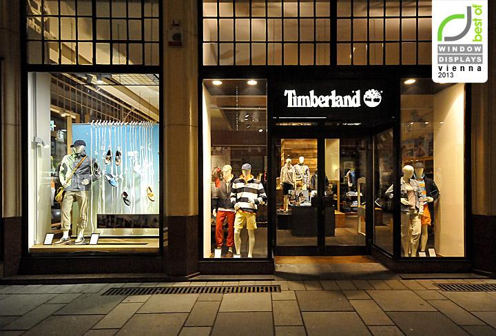ihan kiva myyntipiste myytävänä 100% aito Timberland windows 2013, Vienna
