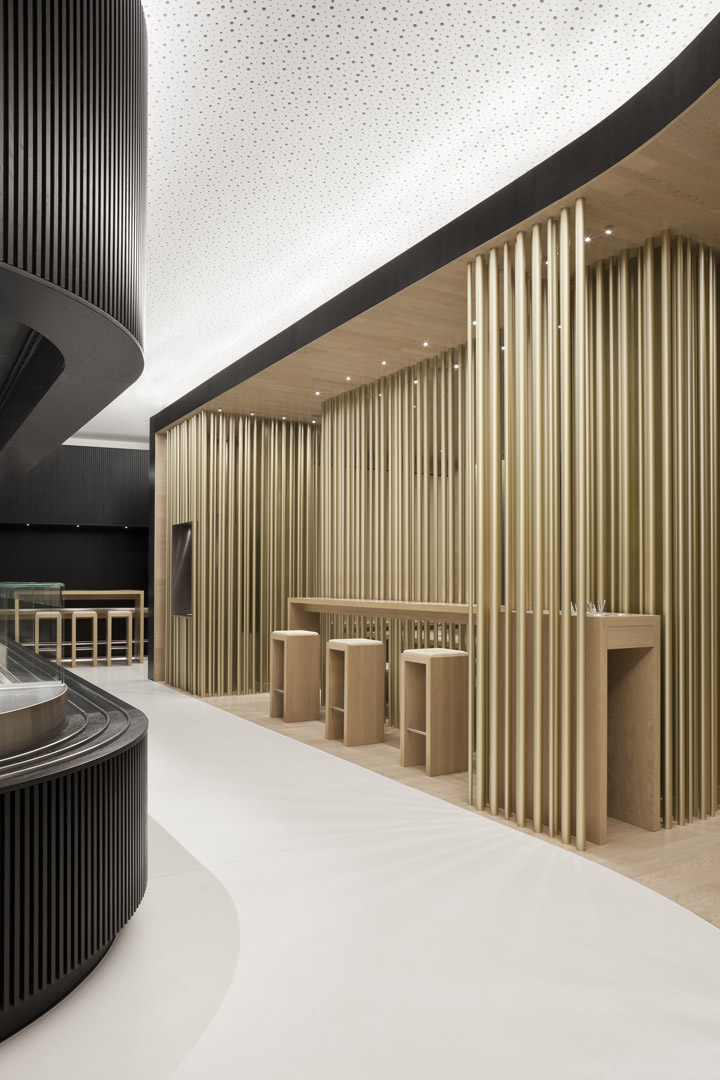 187 Tour Total Restaurant By Leyk Wollenberg Architects Berlin