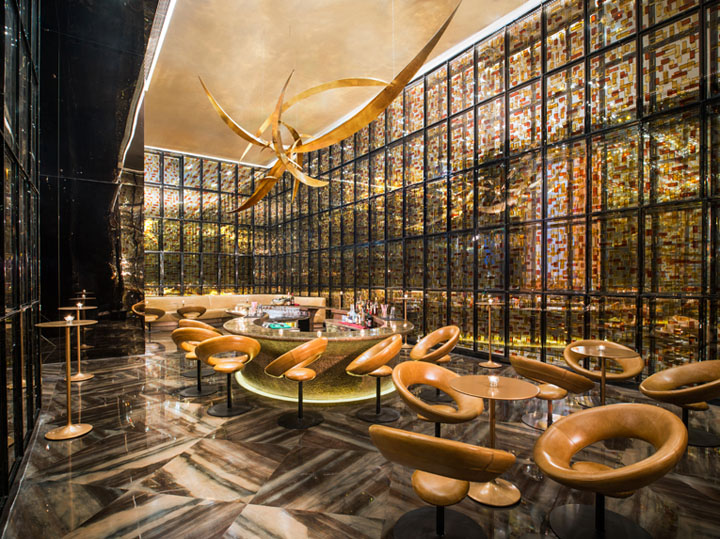W hotel by rocco design architects guangzhou china for W hotel design
