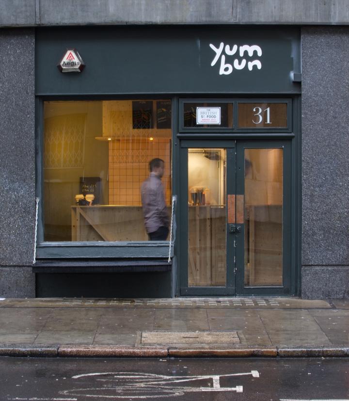 187 Yum Bun Street Food Stall By Rowan Taylor For Eks Why