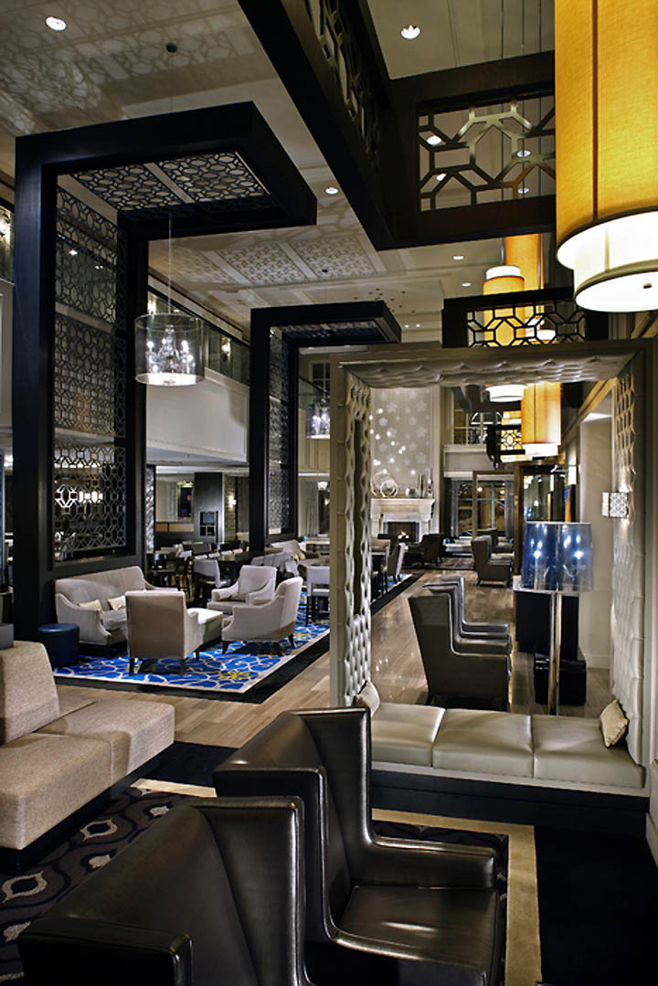 » 720 South Bar and Grill by Aria Group Architects, Chicago