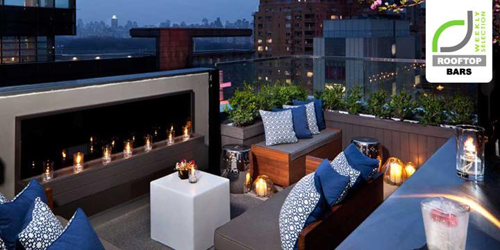 187 Rooftop Bars Above 6 Bar At 6 Columbus Hotel New York