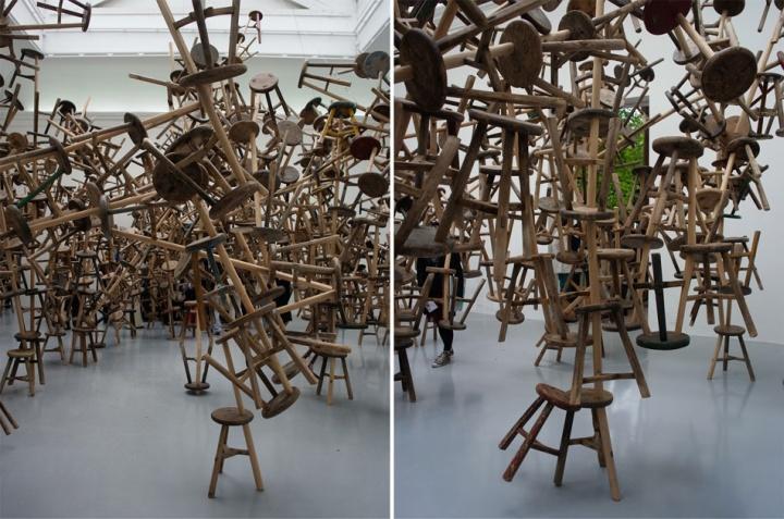 Ai Weiwei S Bang Installation At Venice Art Biennale 2013