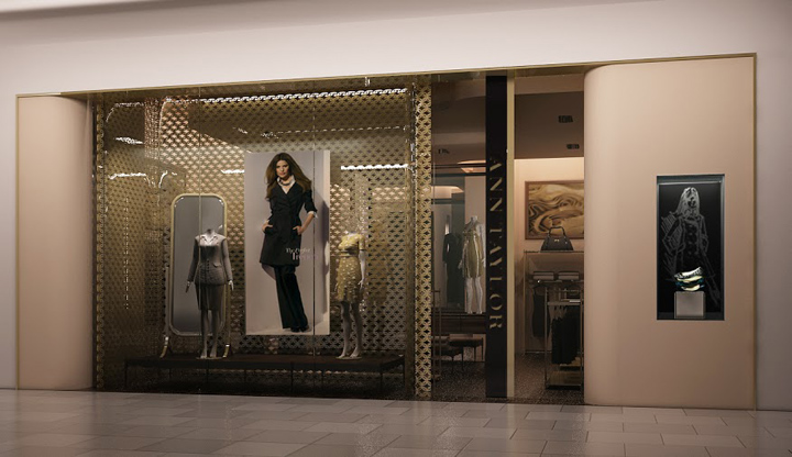 Well-stocked store with fitting rooms on both levels, this is one of my preferred Ann Taylor store locations. Try to avoid coming during peak tourist days/times. Staff seems significantly friendlier and better managed than the other Ann Taylor stores/5(14).