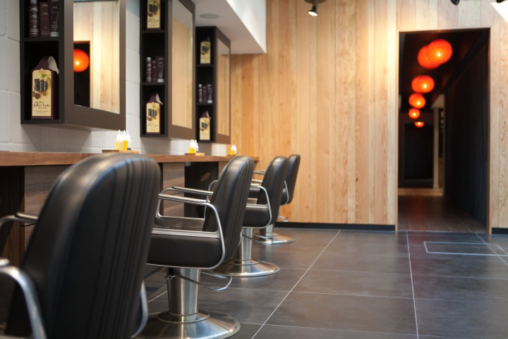 Hair Salon Desing | Joy Studio Design Gallery - Best Design