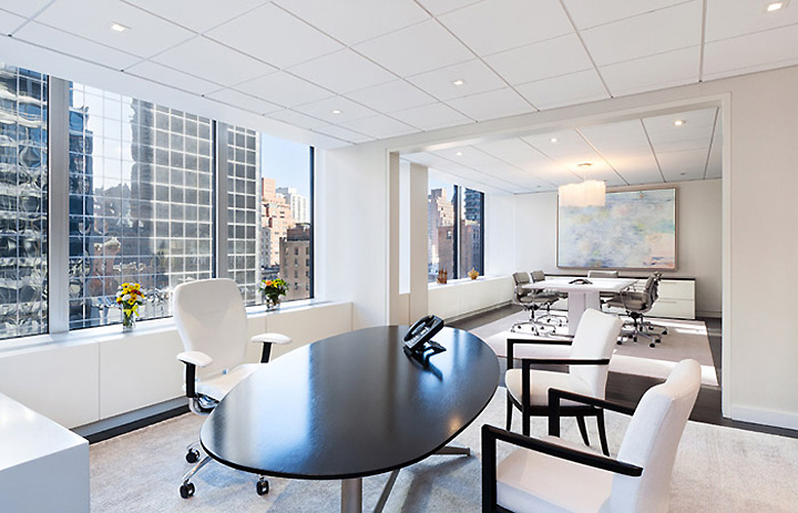avon executive suites by spacesmith new york retail