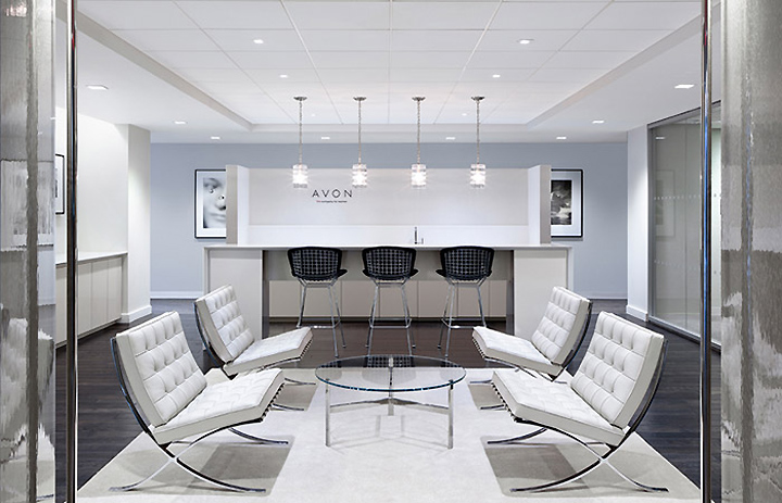 Modern Executive Office Suite - Office Designs