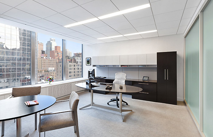 187 Avon Executive Suites By Spacesmith New York