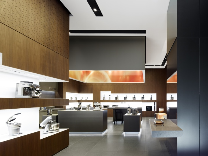 Bork Flagship Store By Ippolito Fleitz Group Moscow