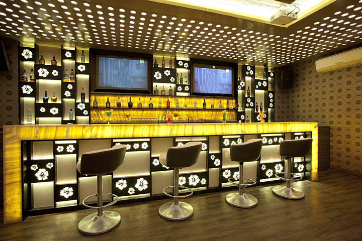 187 Blend Amp Brew Lounge Bar By C Amp S Architects Mumbai