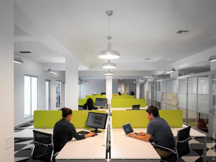 » Büro Miami's Coworking Space By Tamara Feldman & Studio