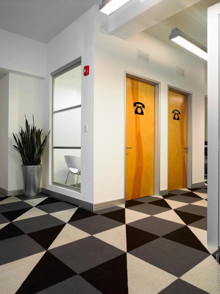 B ro miami s coworking space by tamara feldman studio x for Neu designburo
