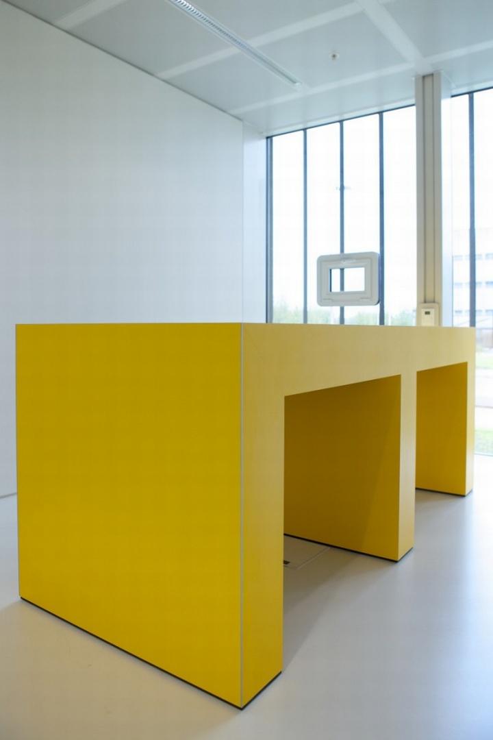 Cjib offices by team 4 architecten leeuwarden for Interior design agency nottingham