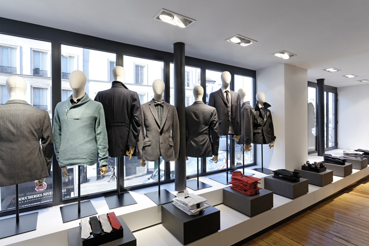 CelioCLUB flagship store by CostaImaginering Paris  Retail