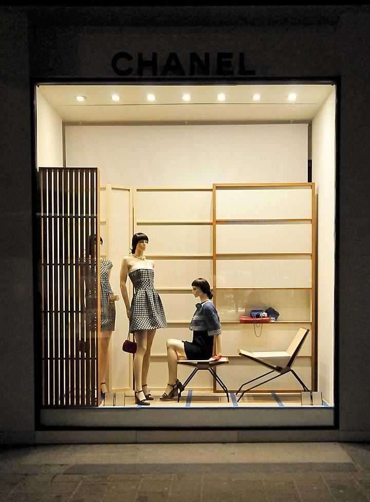 187 Chanel Windows 2013 Vienna