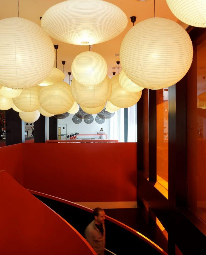 Commercial Lighting Glasgow: » CitizenM Hotel By Concrete Architectural Associates