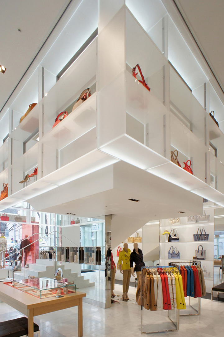 187 Coach Flagship Store By Oma Tokyo