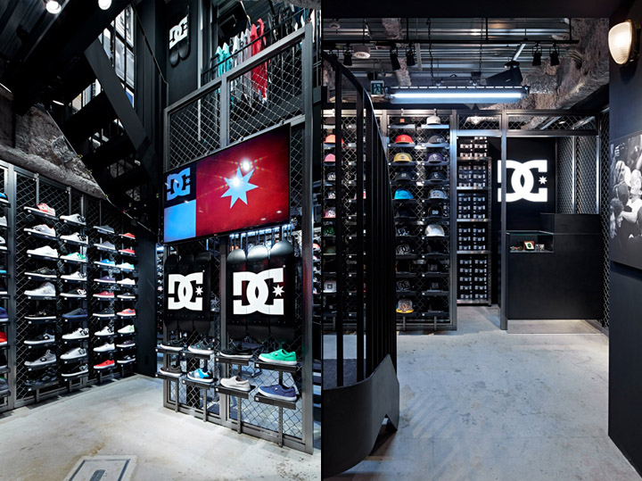 DC Store By Specialnormal Osaka Retail Design Blog