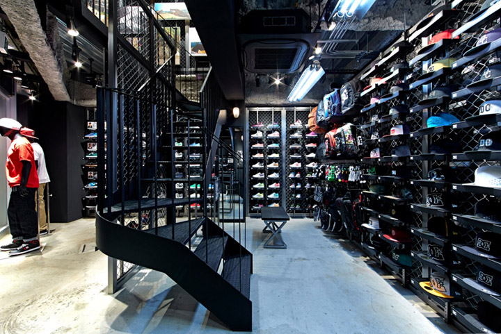 DC store by Specialnormal, Osaka