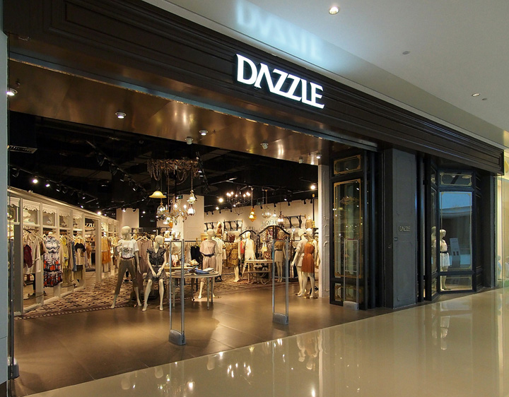 187 Dazzle Store By Purge China