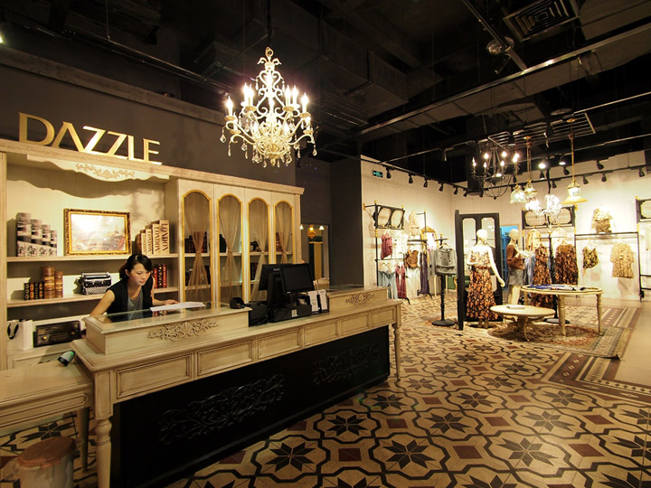 10 MUST VISIT RETAIL SHOPS IN THE WORLD 10 MUST VISIT RETAIL SHOPS IN THE WORLD 10 MUST VISIT RETAIL SHOPS IN THE WORLD Dazzle store by Purge China