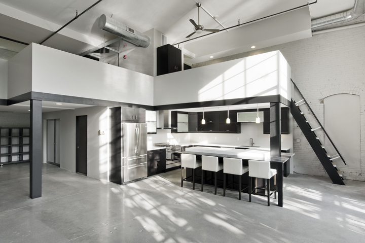 BEST 10  RECENT WORKSPACES IN THE WORLD Delin Boiler Room by Stack Co Pawtucket Rhode Island