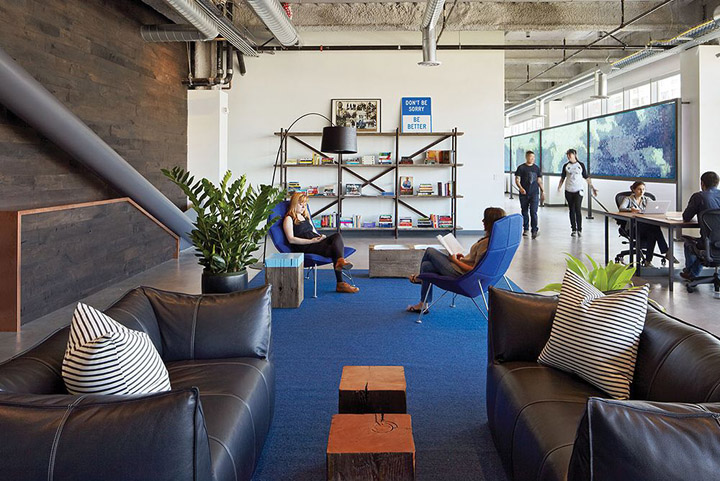 187 Dropbox New Office By Geremia San Francisco California