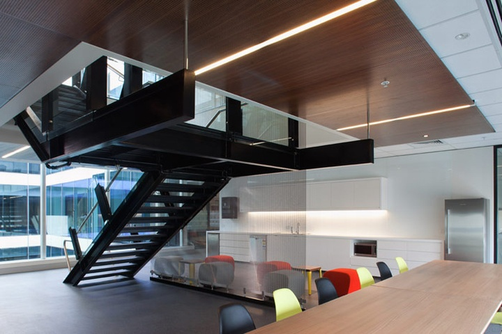 Eni offices by hassell perth australia retail design blog for Architecture firms perth