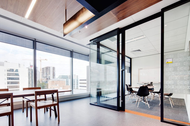 Eni offices by hassell perth australia retail design blog for Interior design agency perth
