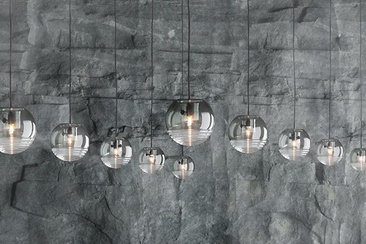 flask pendant by tom dixon studio retail design blog