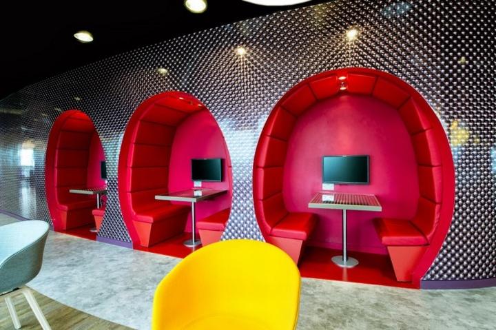 Google Ireland Office By Camenzind Evolution Dublin