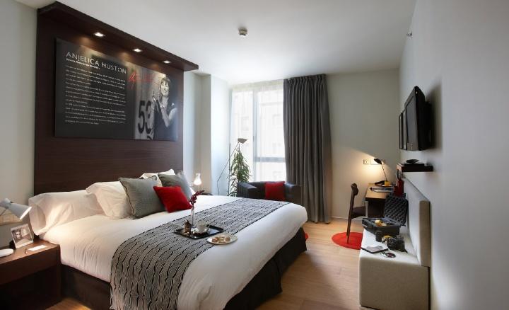Hotel astoria7 san sebasti n spain retail design blog for Imagenes de habitaciones de hoteles de lujo