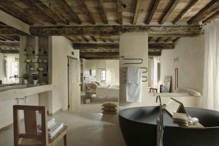TOP 5 MUST GO HOTELS Hotel Monteverdi by Ilaria Miani Castiglioncello del Trinoro Italy