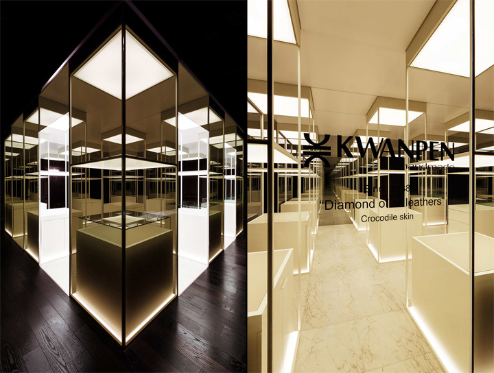 187 Kwanpen Store By Betwin Space Design Seoul