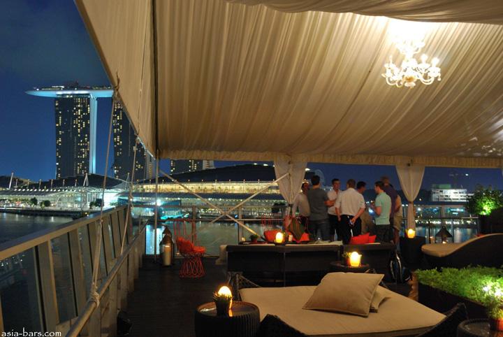 Restaurants Near The Fullerton Bay Hotel Singapore