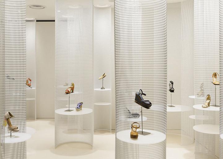 187 Lucca Llena Shoe Store By Ryutaro Matsuura Osaka