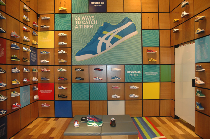 asics tiger shop london