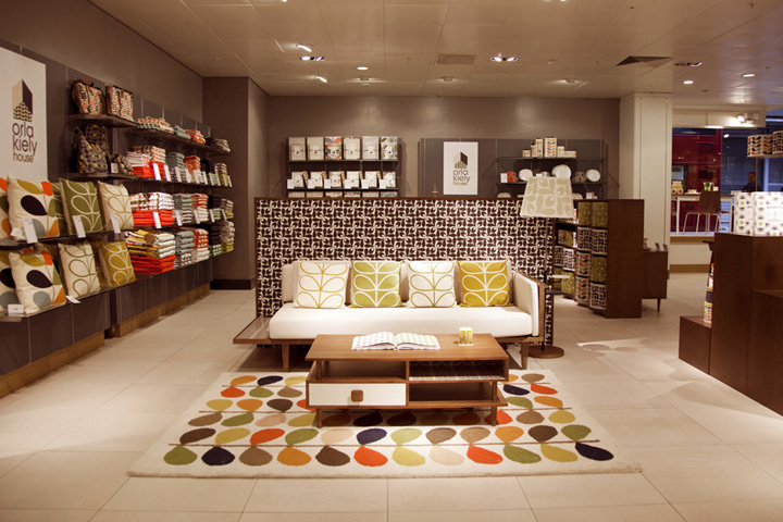 Orla kiely house in john lewis stores by start judgegill for Home design john lewis