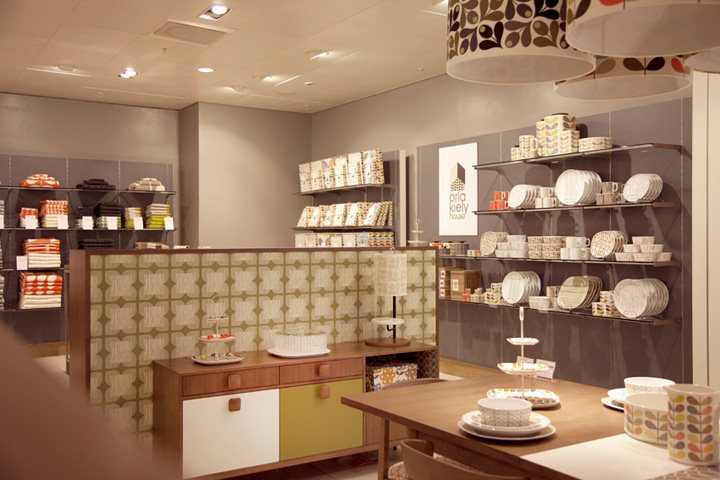 Orla Kiely House in John Lewis stores by Start Design, UK » Retail ...