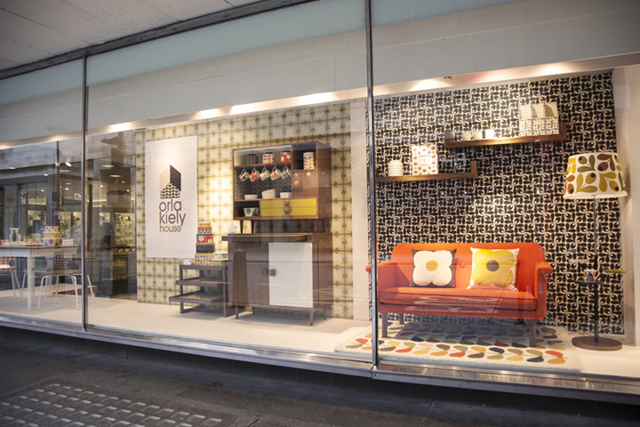 Orla Kiely House In John Lewis Stores By Start Judgegill