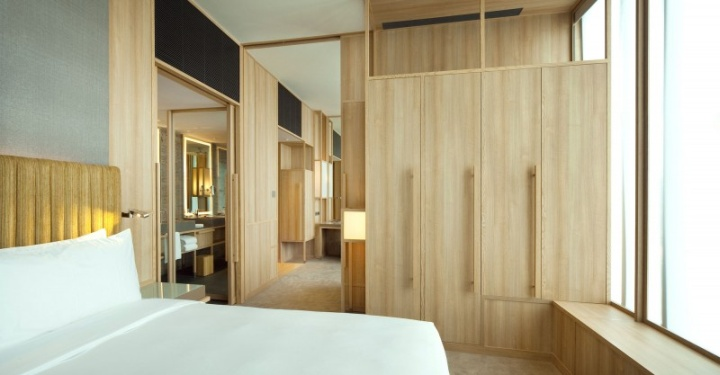 Parkroyal hotel singapore retail design blog for Design hotelzimmer