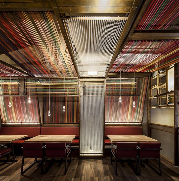 Patka restaurant by el equipo creativo barcelona retail