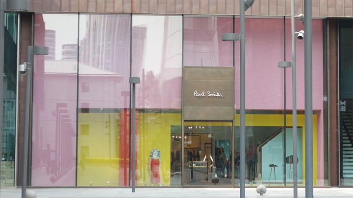 Paul Smith Flagship Store Beijing 187 Retail Design Blog
