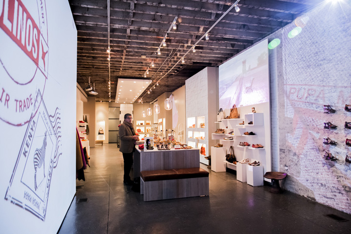 10 MUST VISIT RETAIL SHOPS IN THE WORLD 10 MUST VISIT RETAIL SHOPS IN THE WORLD Pikolinos pop up shop by Merry Valenzuela New York