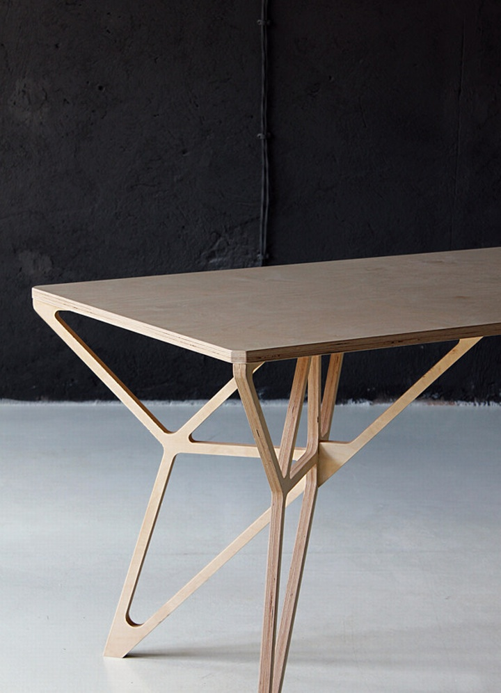 ://.behance.net/stankushev & Plywood Collection by Hristo Stankushev » Retail Design Blog