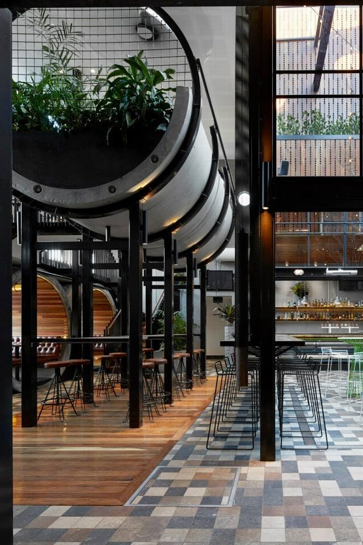 187 Prahan Hotel By Techn 233 Architects Melbourne