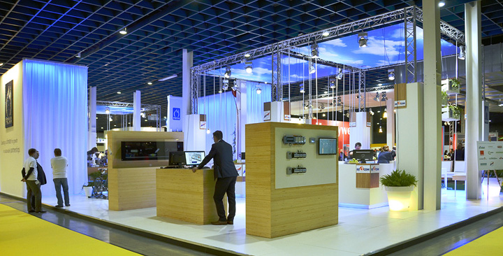 Exhibition Stand Builders Netherlands : Exhibit retail design