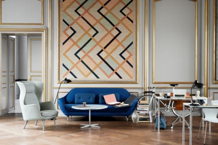 Ro Chair By Jaime Hayon For Fritz Hansen 187 Retail Design Blog