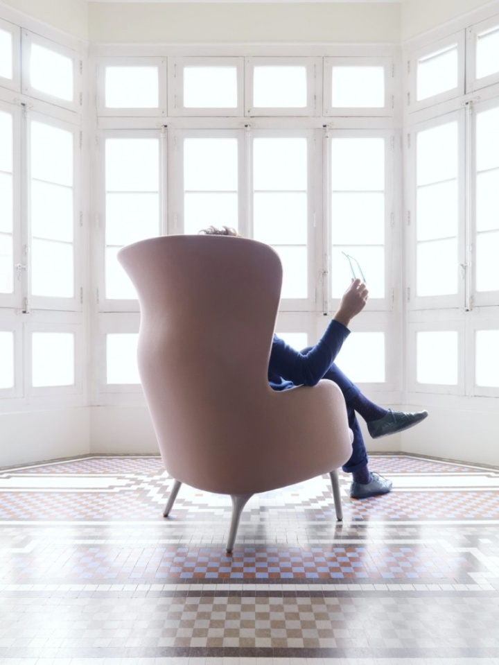 u00bb ro chair by jaime hayon for fritz hansen